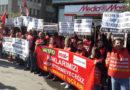 Καταγγελία για την καταστολή εναντίον εμποροϋπαλλήλων στην Τουρκία