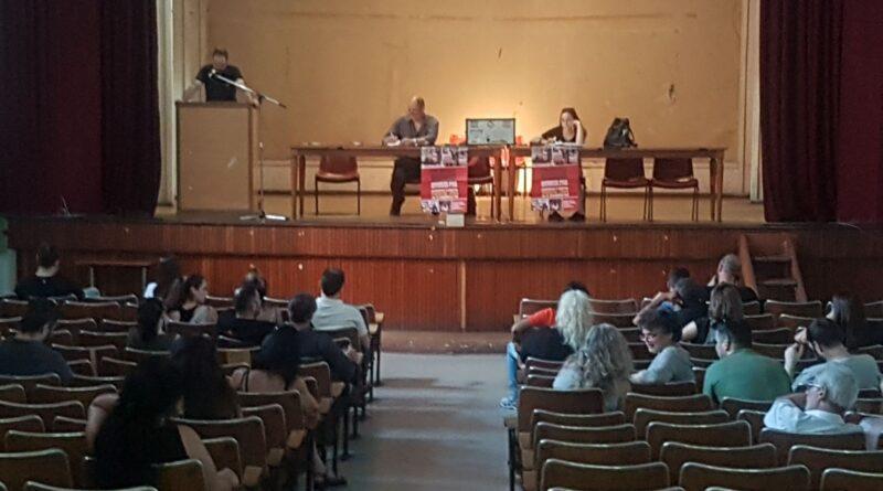 Γενική Συνέλευση του σωματείου, την Κυριακή 11 Οκτώβρη, στις 18:30 στο Αμφιθέατρο του Εργατικού Κέντρου Πειραιά